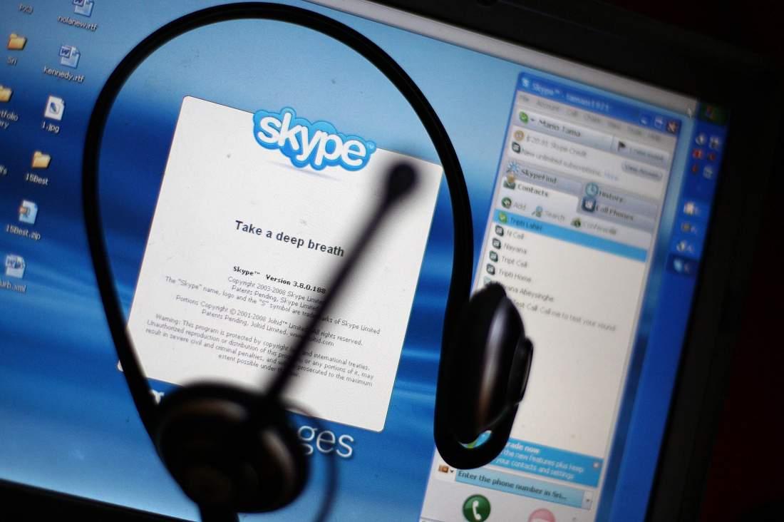 Consulenze psicologiche via Skype